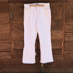 Levi's Vintage White Jeans